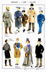 costumes from 1980