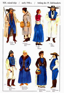 costumes from 1800